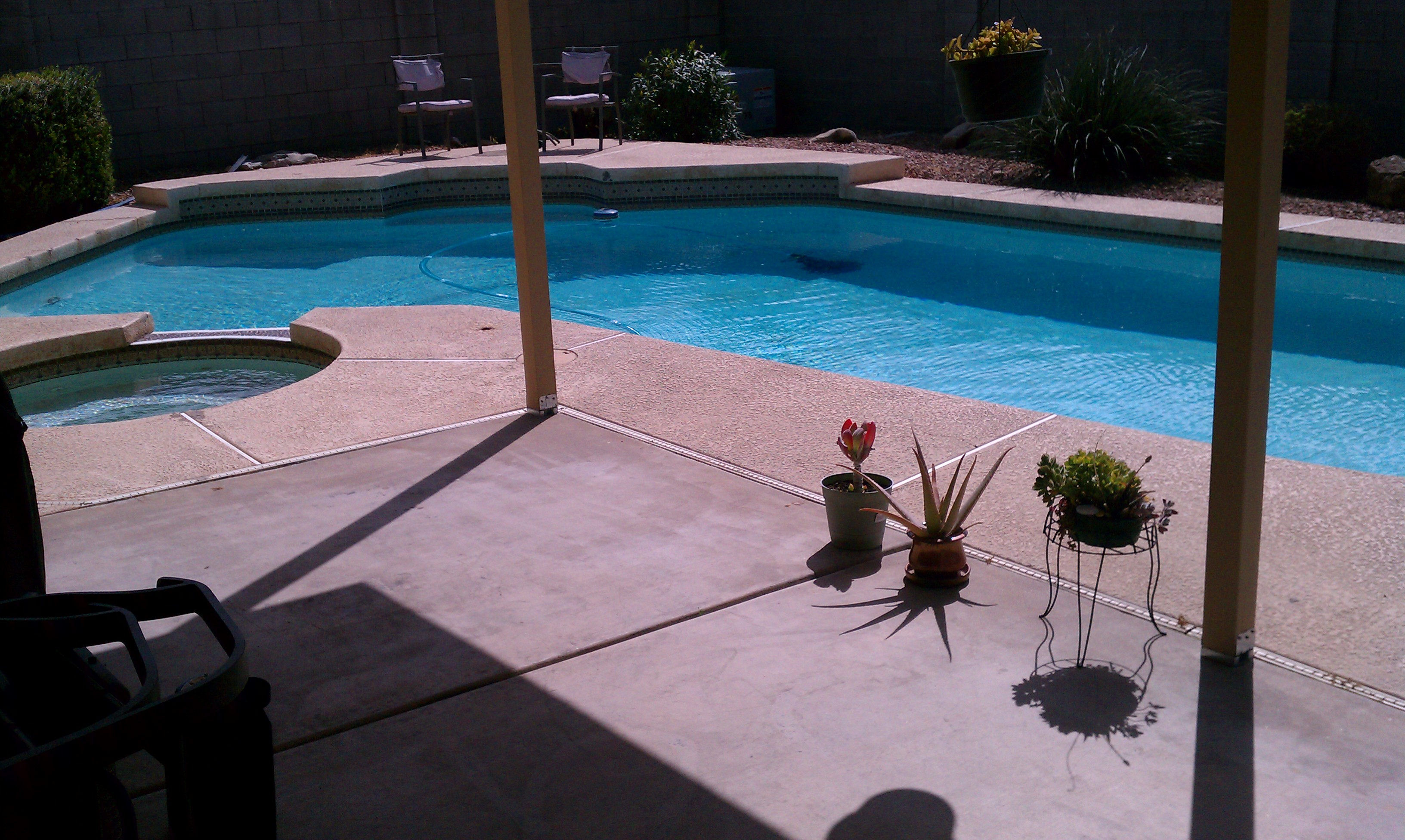 Mesa arizona currently rented tim camper properties for Pool fill in mesa az