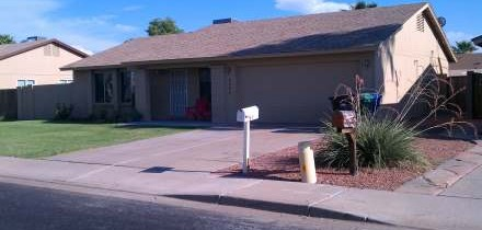 Mesa Arizona  ** Currently Rented **